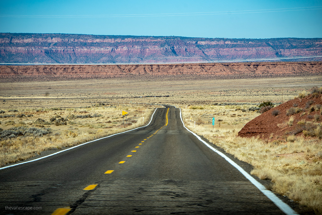 Utah Photography Travel Guide Roads