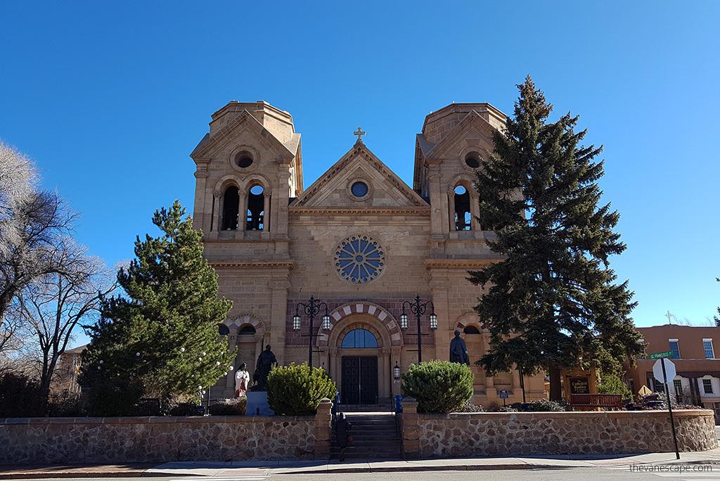 basilica Sata Fe