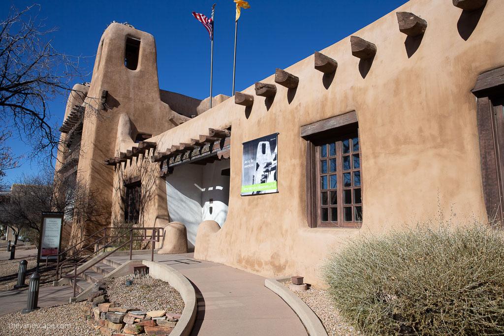 museum Santa Fe