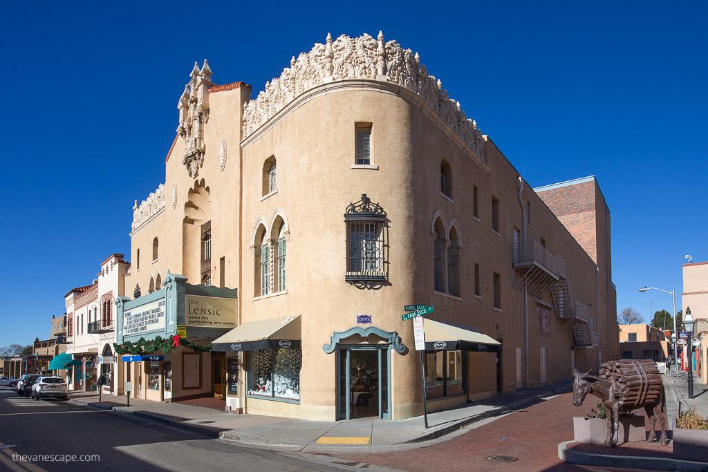 Santa Fe cinema