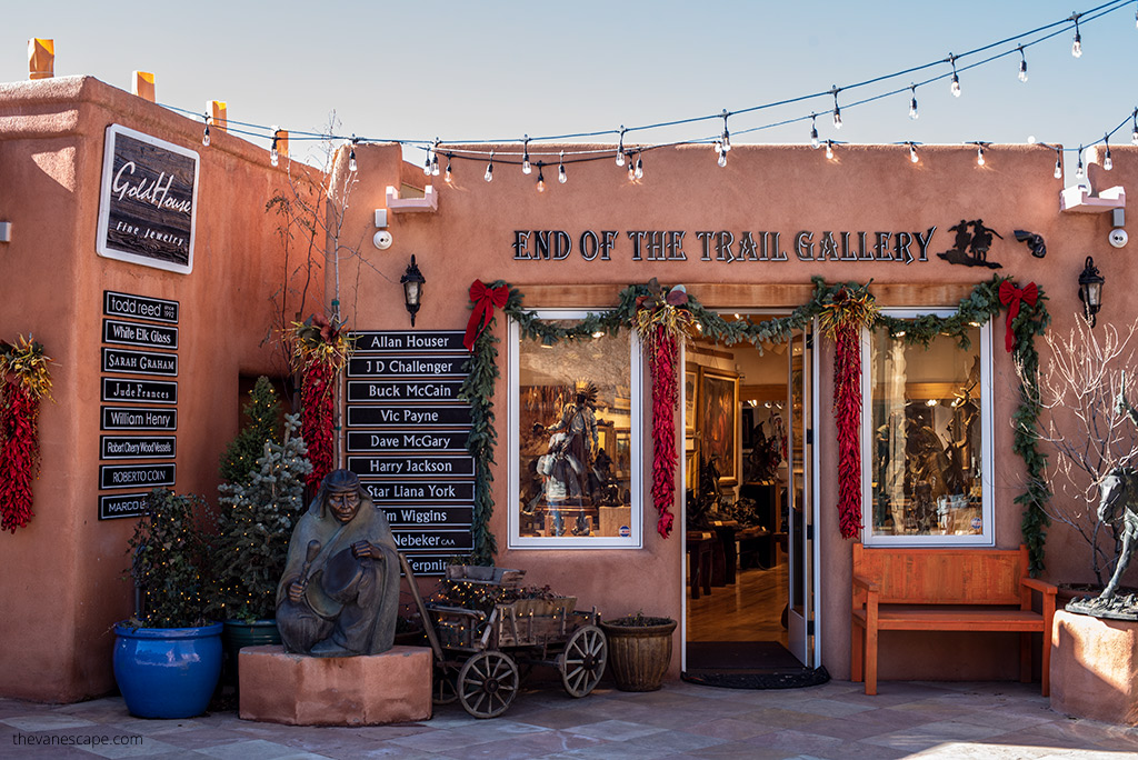 the trail gallery