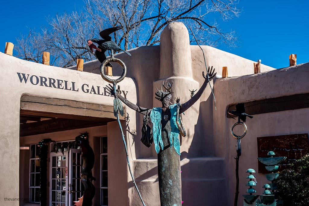 worrell gallery santa fe