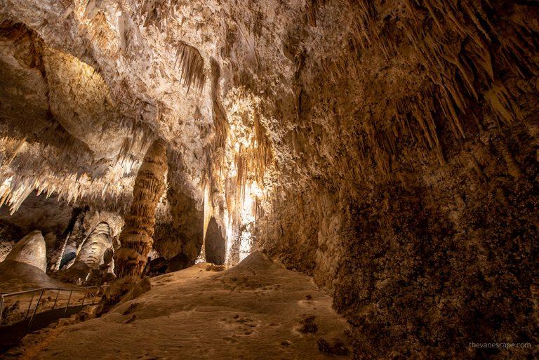 Carlsbad Caverns National Park Itinerary