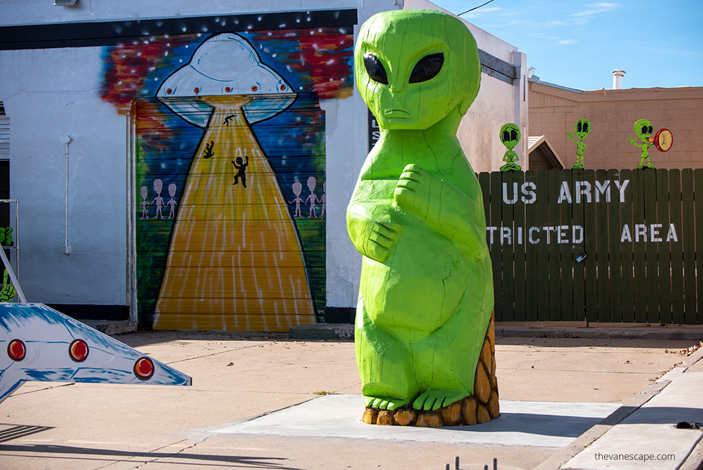 Roswell New Mexico Travel Guide