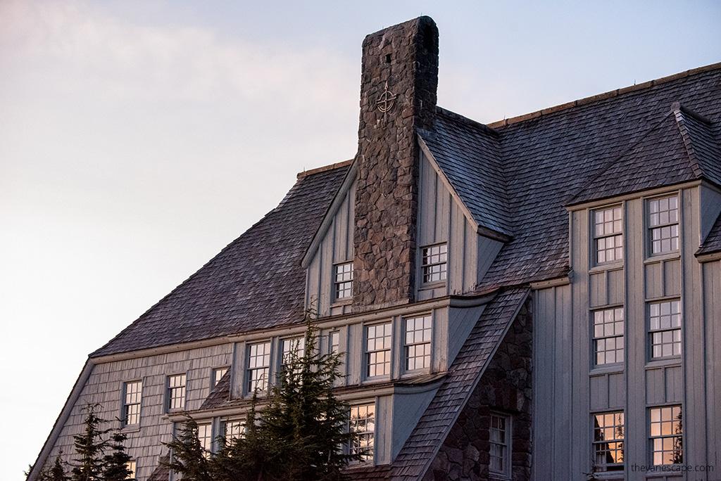 Timberline Lodge: The Shining