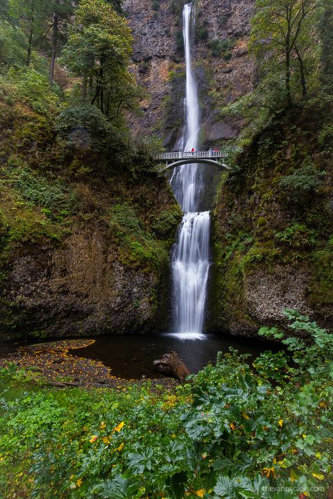 Multnomah Falls Photography Tips