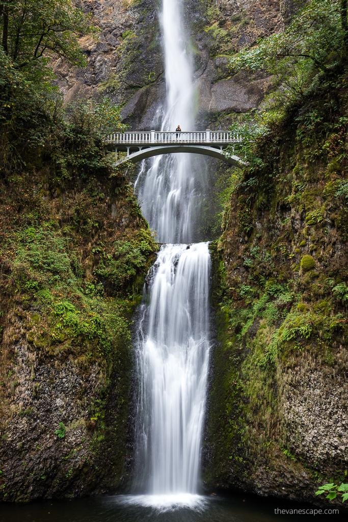 Multnomah Falls Photography Tips