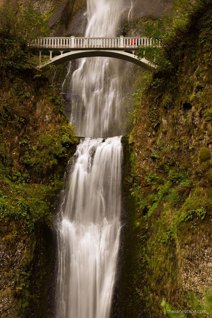 the best Oregon waterfall