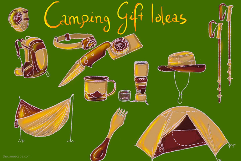 The Best Camping Gift Ideas
