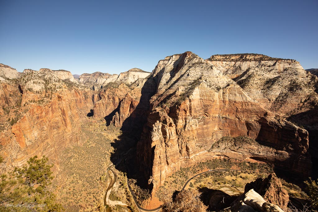 Utah National Parks Itinerary - Zion