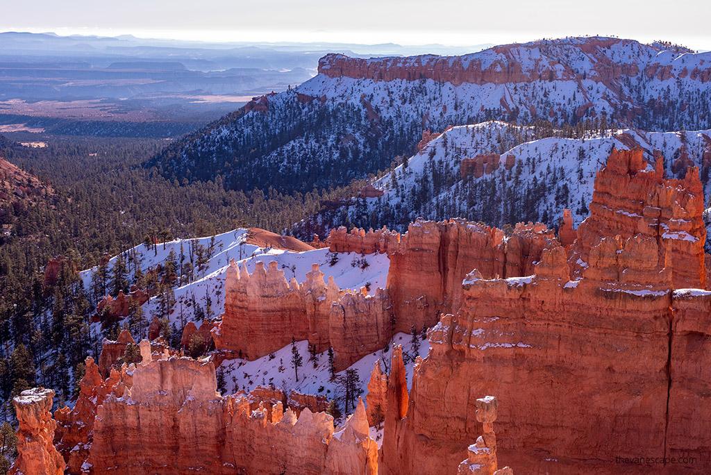 Utah National Parks Itinerary - Bryce Canyon