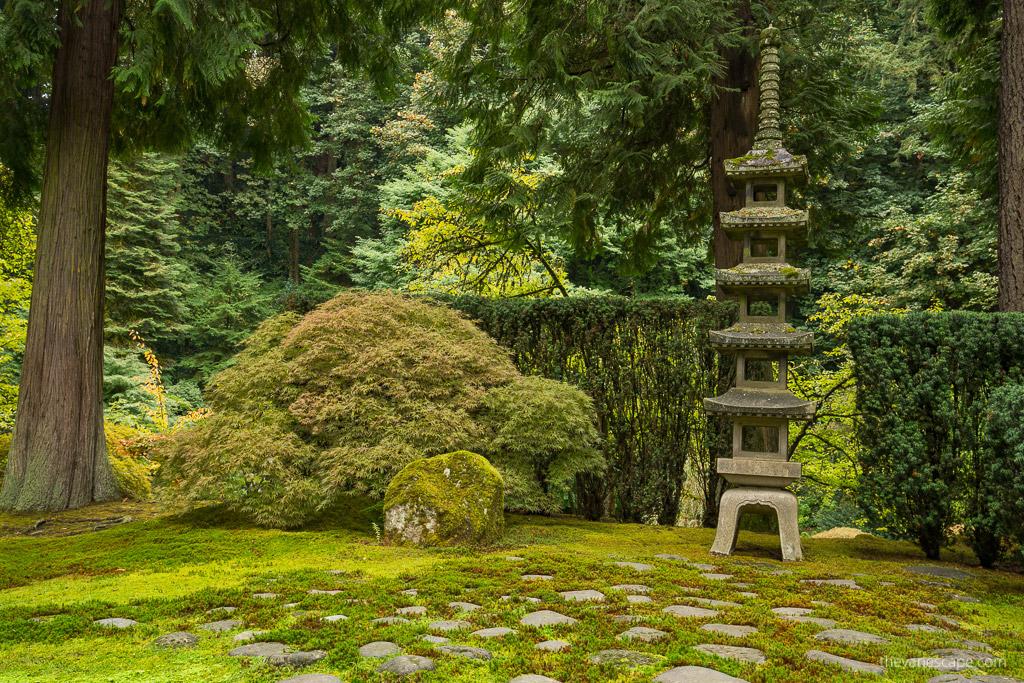 Portland Itinerary - Japanese Gardens