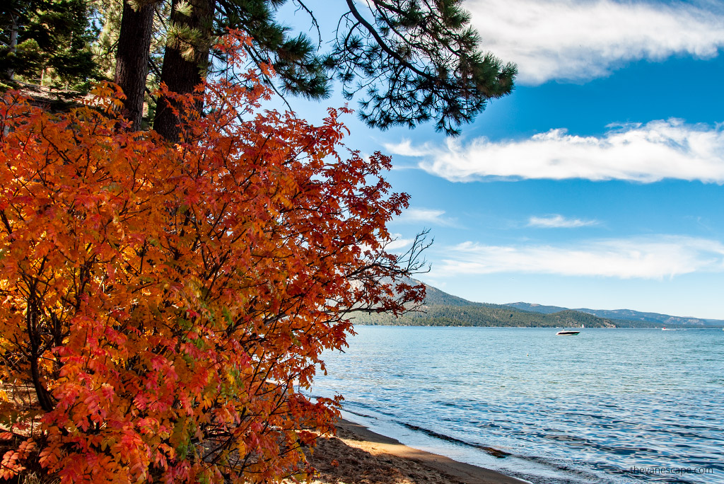 Lake Tahoe Attractions - hiking