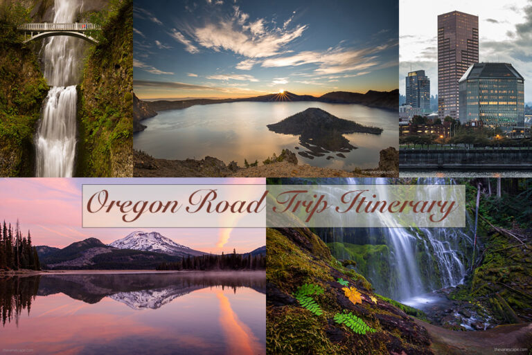 The Epic Oregon Road Trip Itinerary