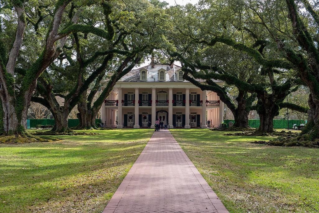 Best New Orleans Plantation Tours - Oak Alley