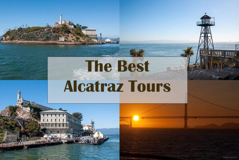 The Best Alcatraz Tours