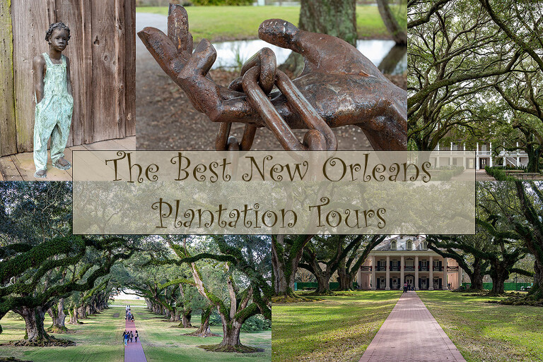Best New Orleans Plantation Tours