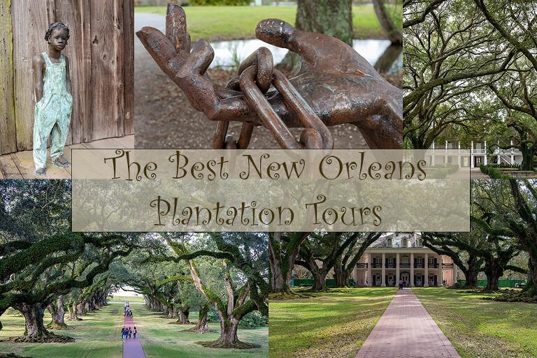 Best New Orleans Plantation Tours