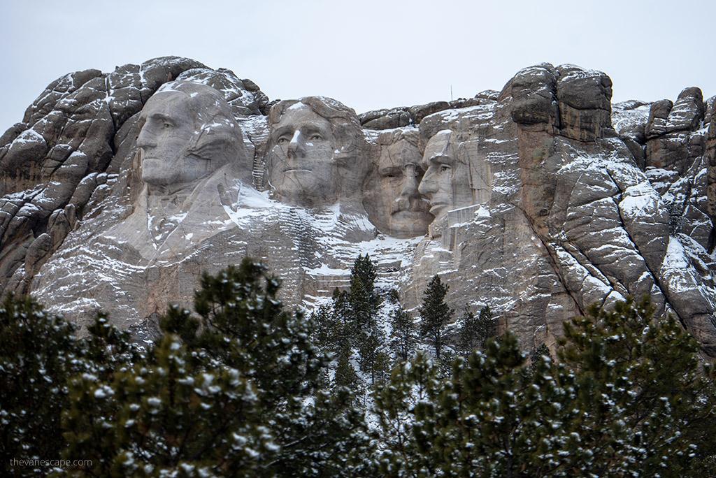 Trip to Mount Rushmore