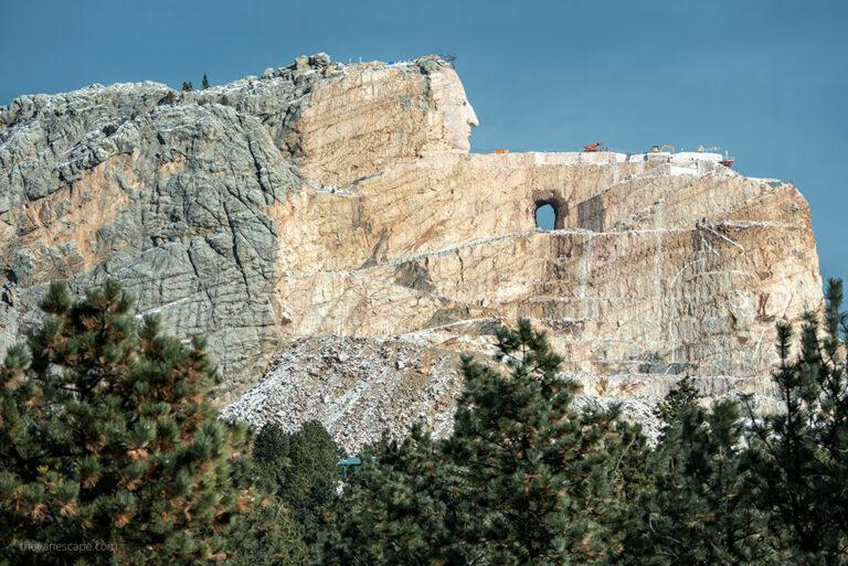 Trip to Crazy Horse Memorial South Dakota