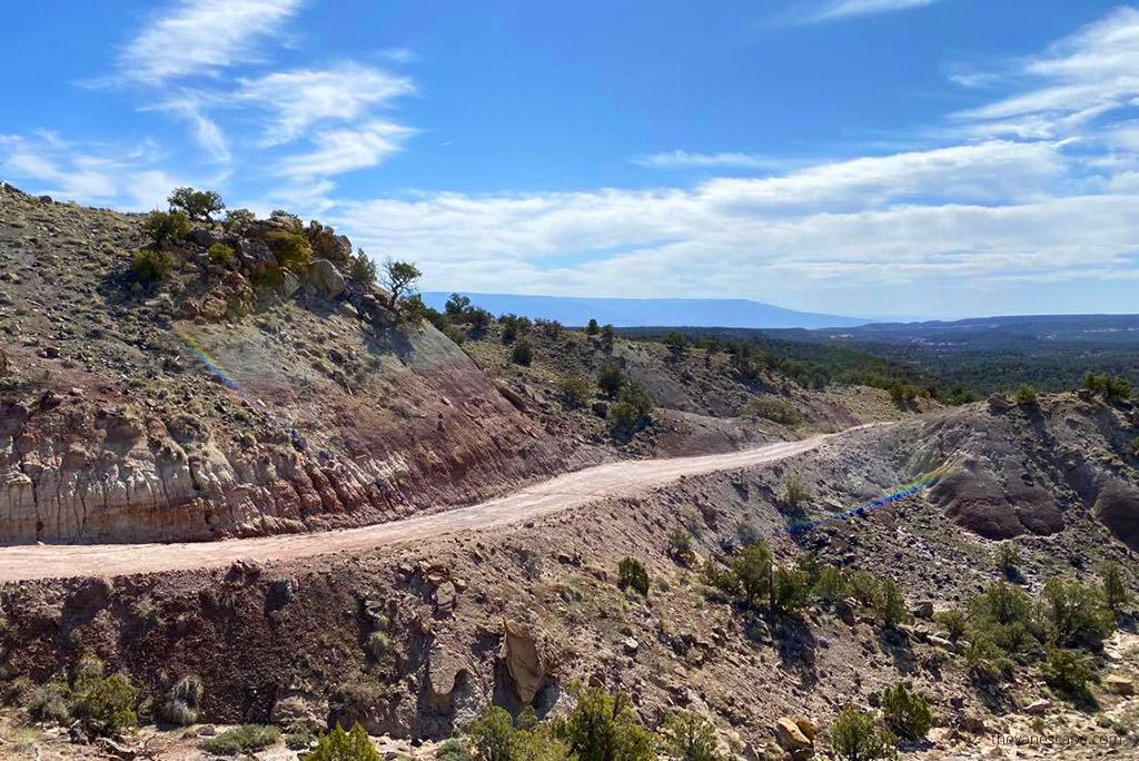 Black Ridge Access Road