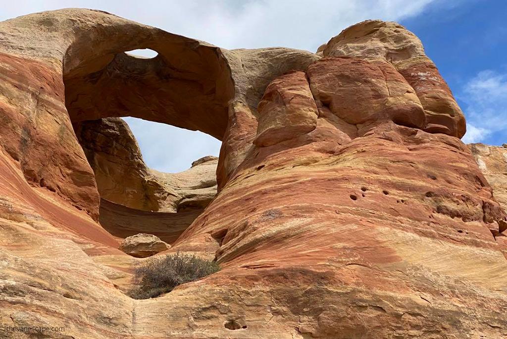 Rattlesnake Arches Trail