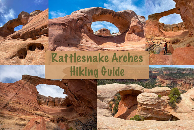 Rattlesnake Arches Hiking Guide