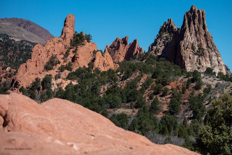 Visiting Garden of the Gods in Colorado Springs