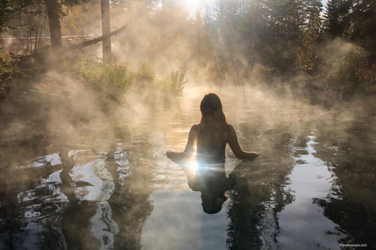 Guide to Liard River Hot Springs